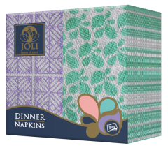 Dinner-Napkins-Green-Purple-Joli