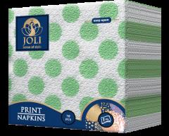 PrintNapkins-Green-Joli